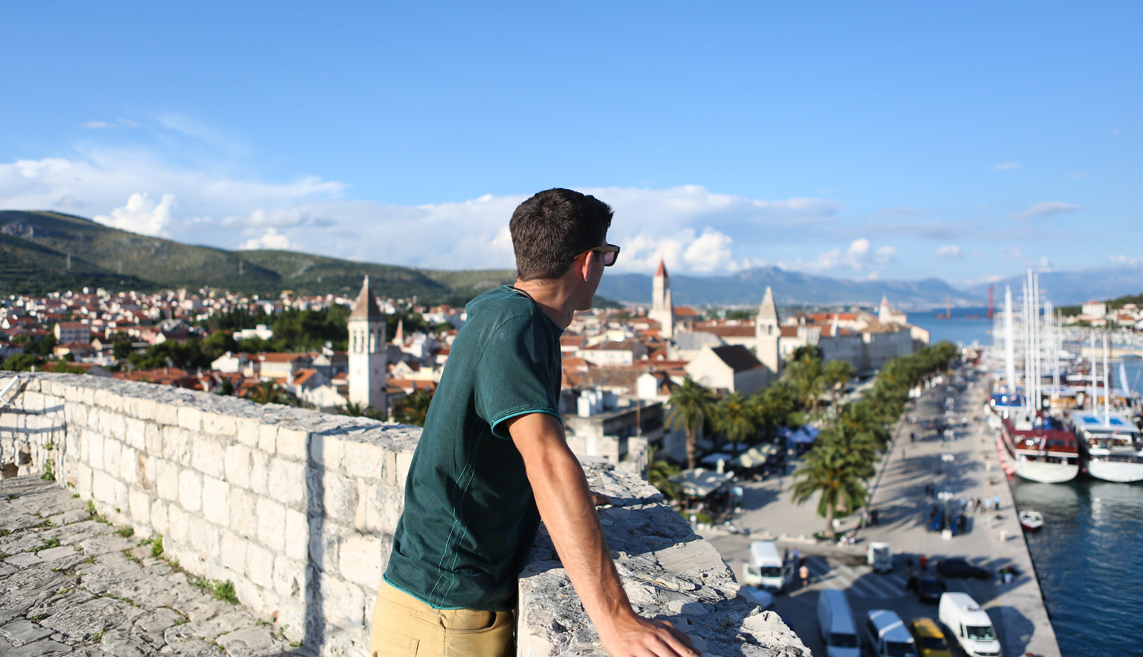 Croatia bicycle and boat tours