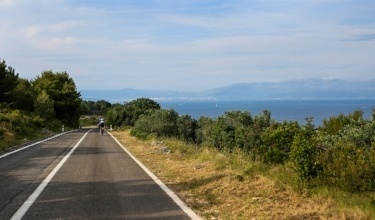 Croatia cycling tour