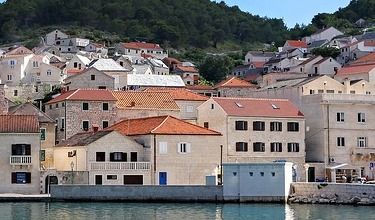 Northern Croatia cycling tour Rijeka to Trogir
