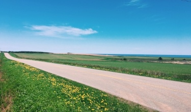 Prince Edward Island Cycling tour