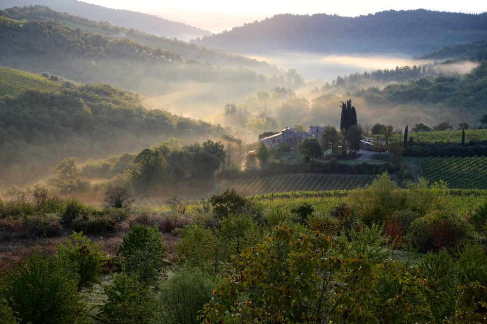 Tuscany by bicycle