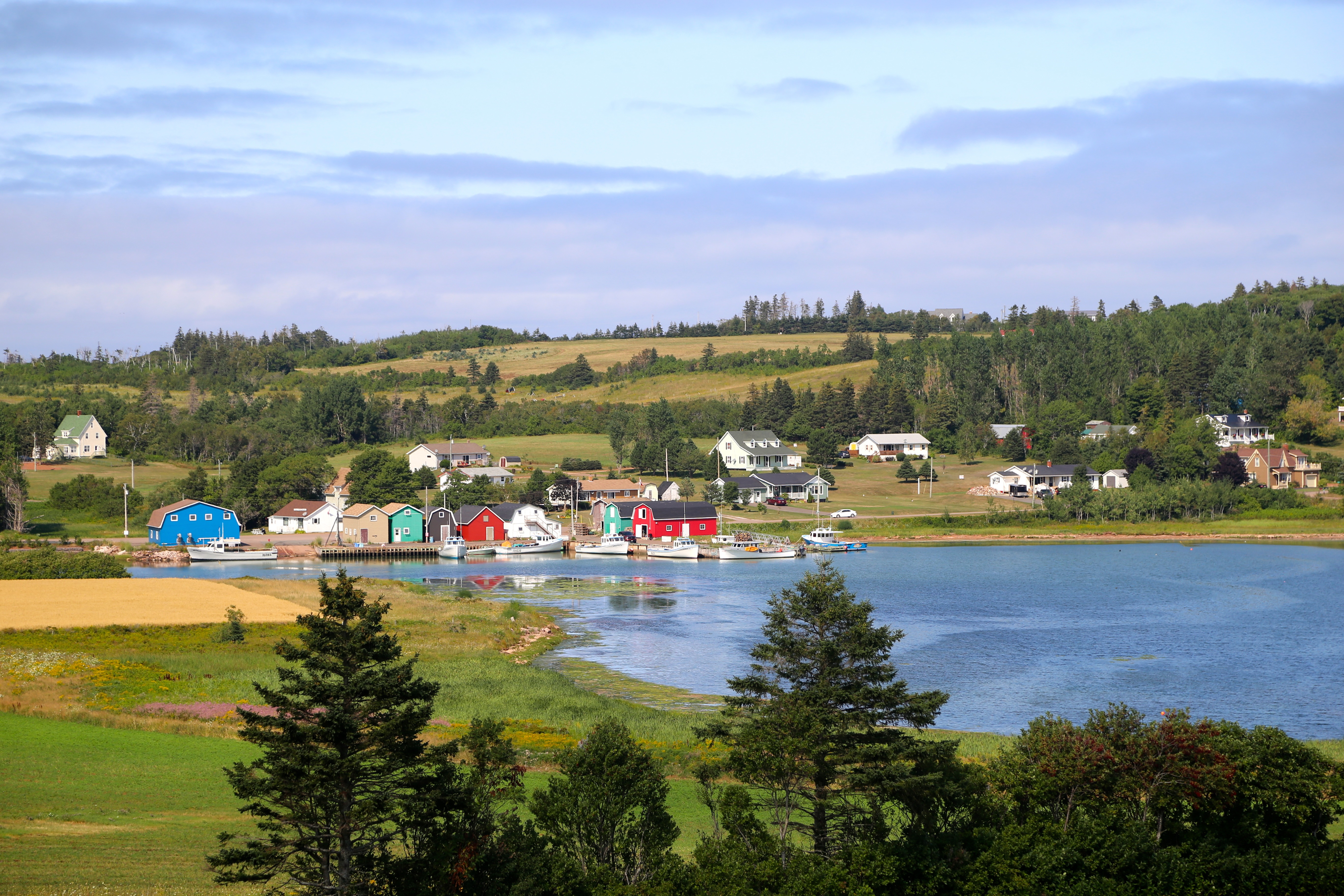 Prince Edward Island Bike Tour