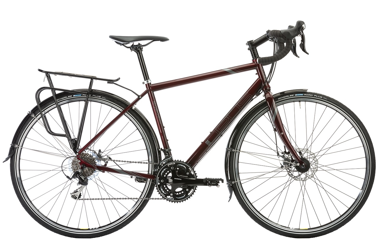 Opus touring road bike