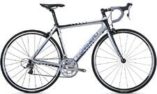 Louis Garneau carbon road bike