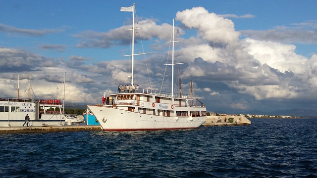 Croatia cycling and sailing tour aboard the Ocean