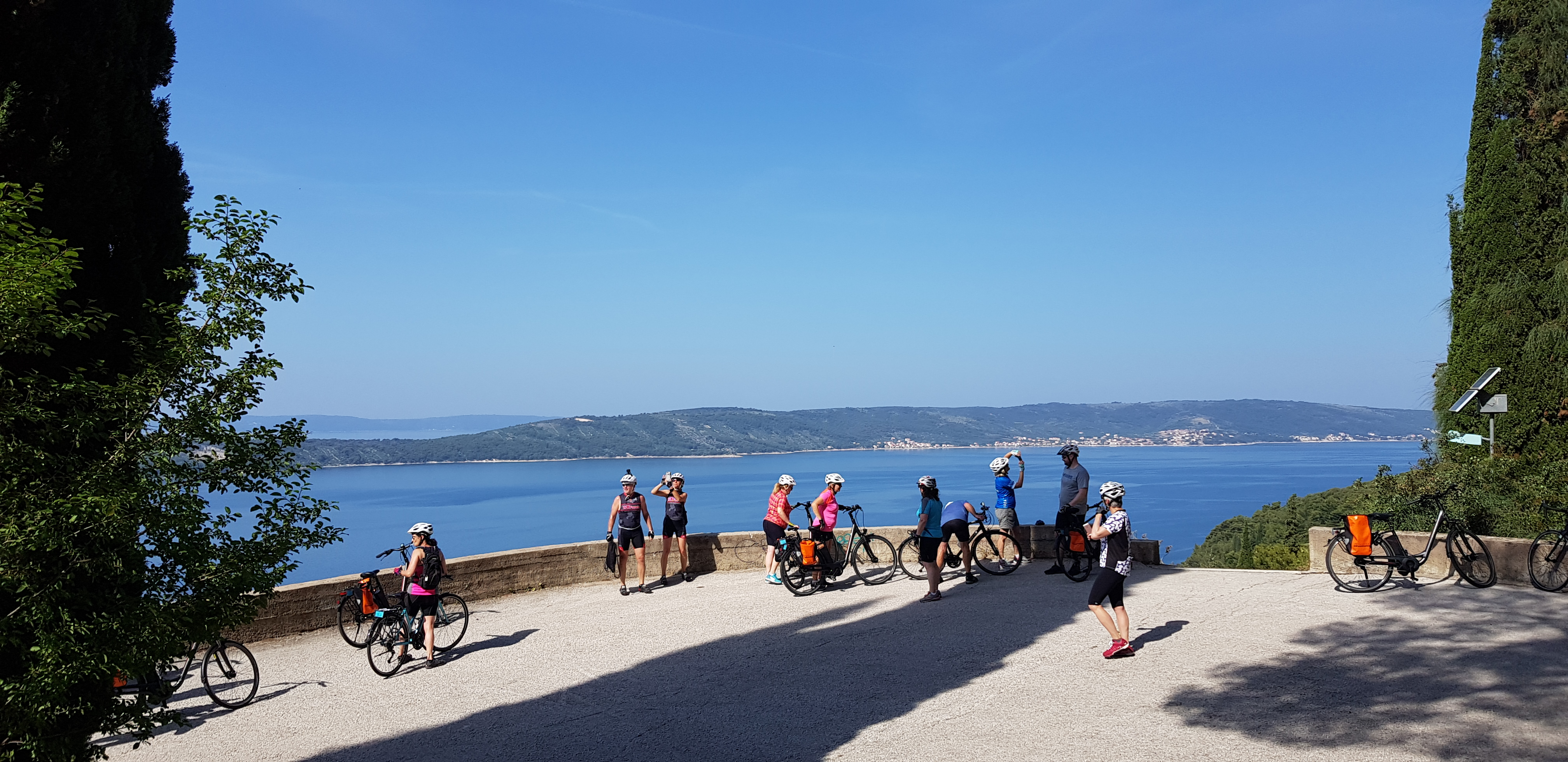 Northern Croatia cycling tour