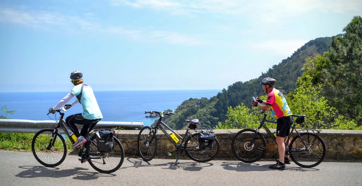 Spain cycling tour