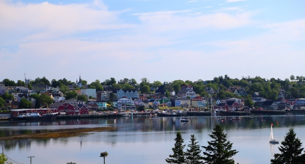 Nova scotia lunenburg bicycle tour