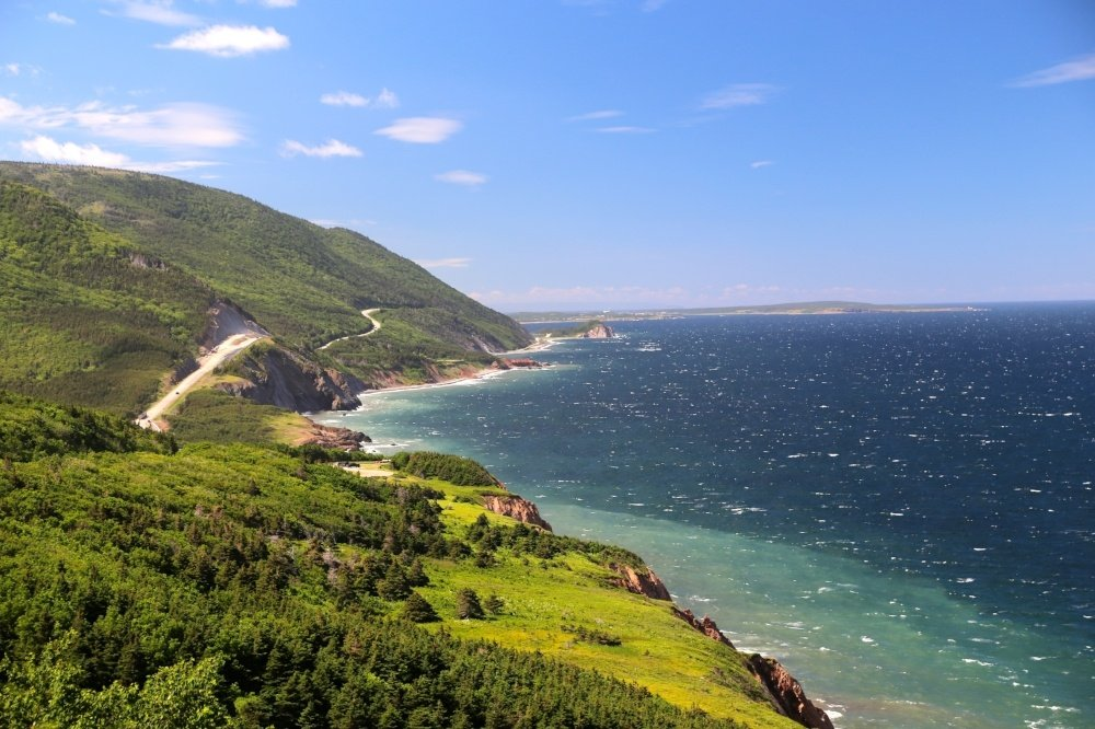 Cabot trail no