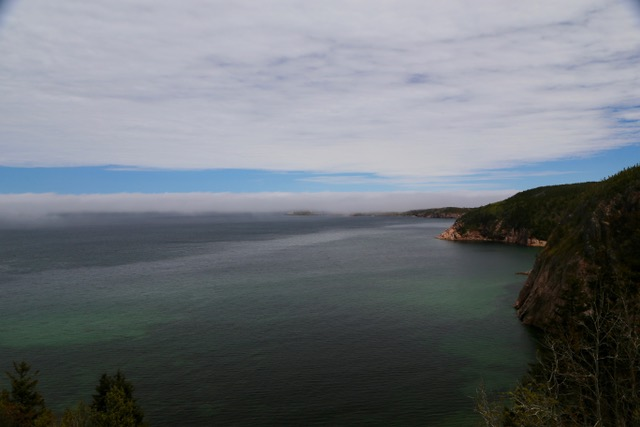 Cabot trail cycling tour