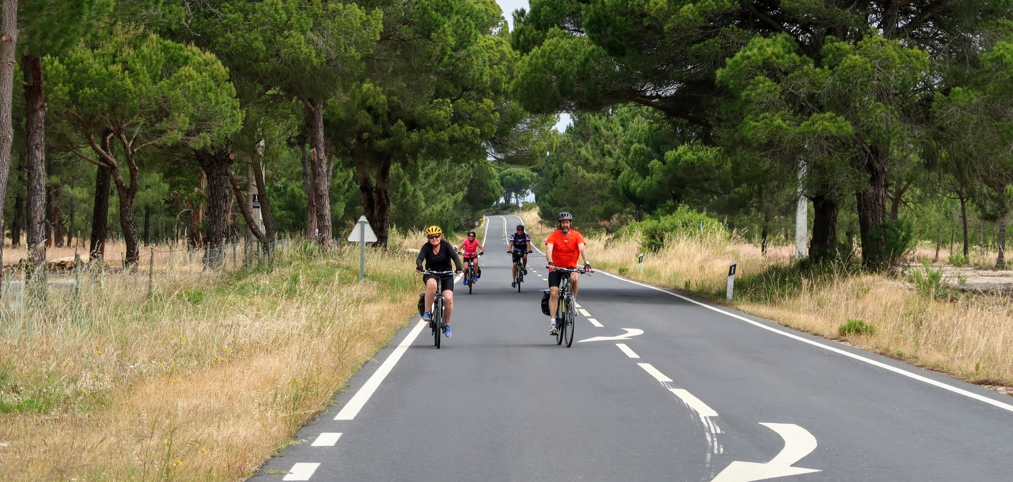 Portugal cycling tour